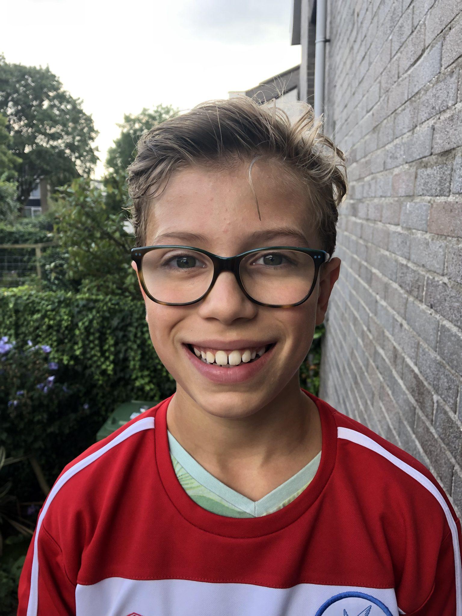 Pupil van de Week: Tim van Ockenburg